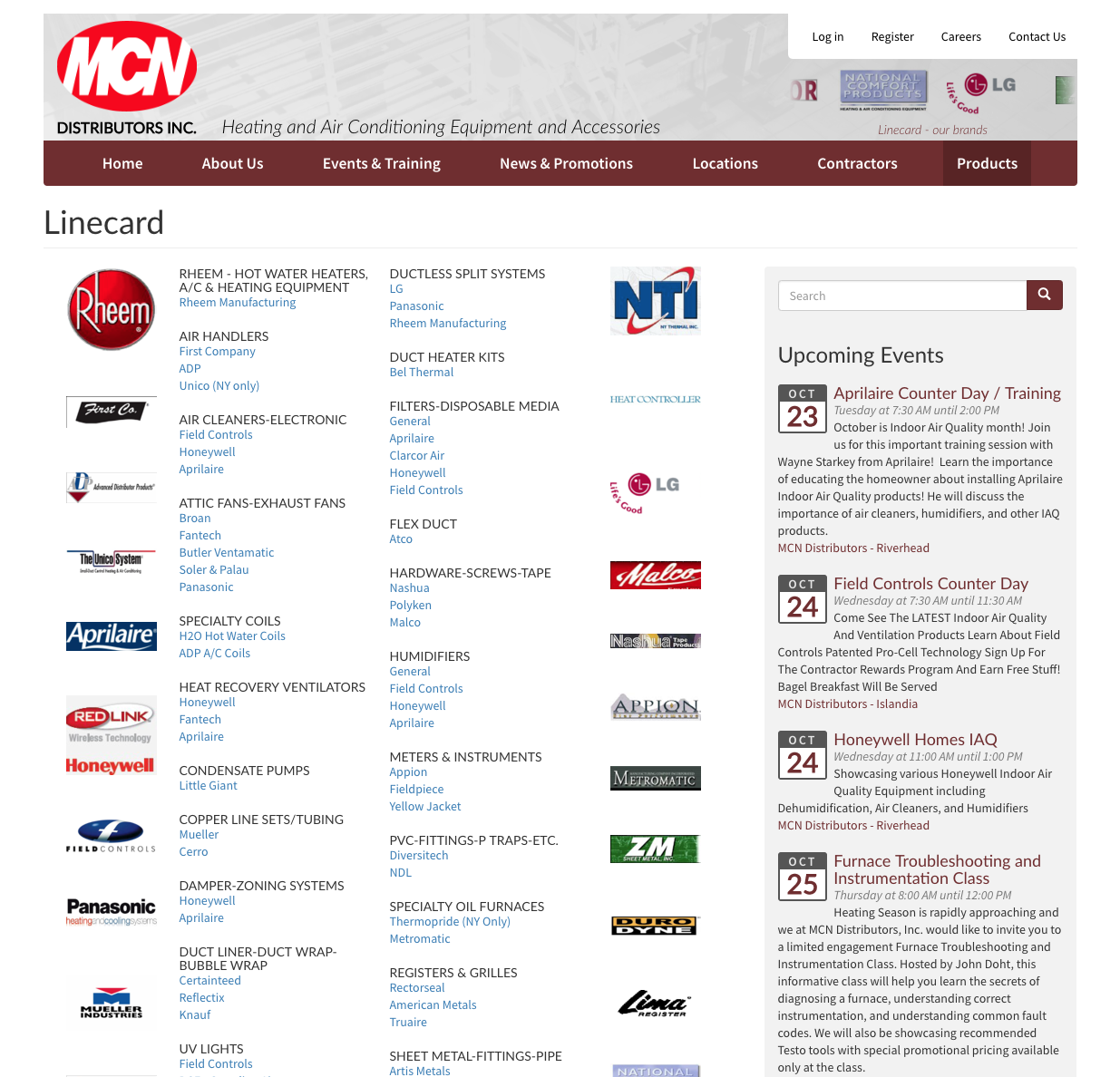 MCN Products